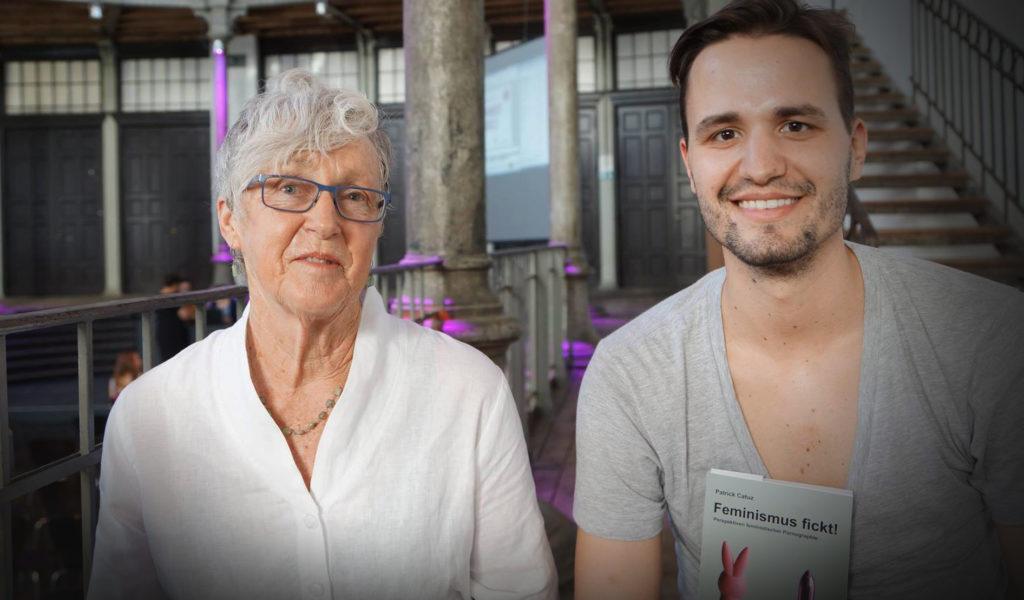Linda Williams and Patrick Catuz, PORN STUDIES, Akademie der bildenden Kunst Wien, Feminist Idols